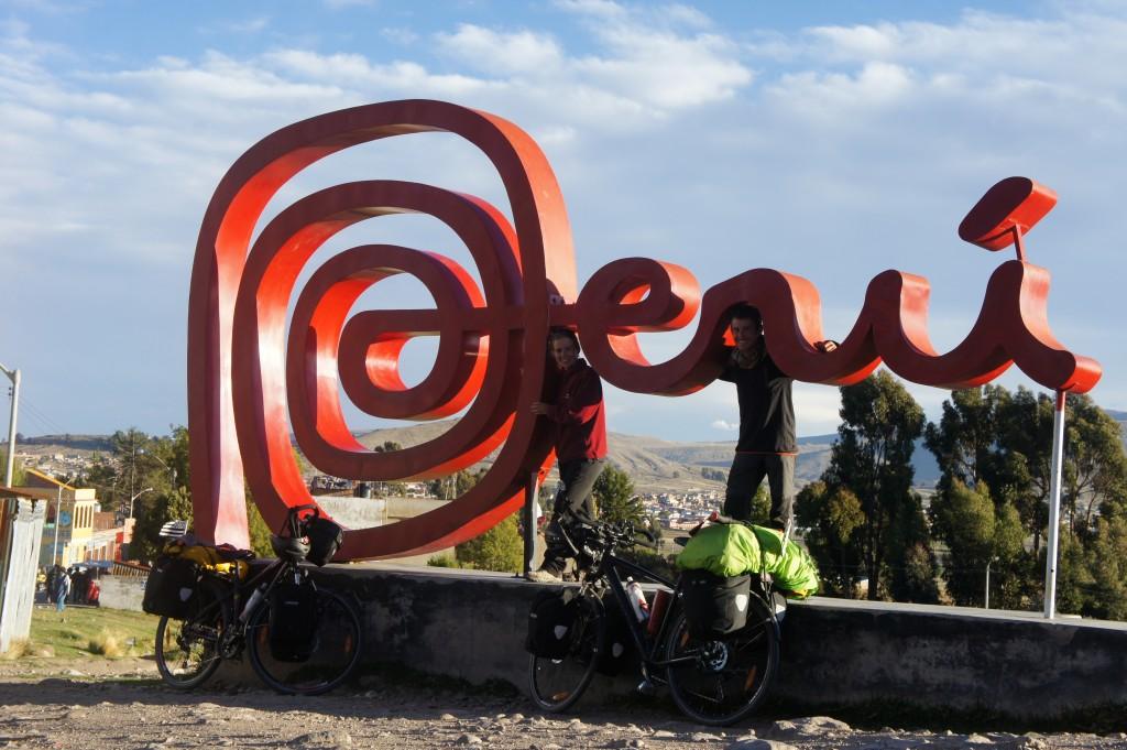 Adios Peru!